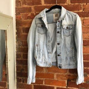 Brandy Melville Light Denim Jacket Size M
